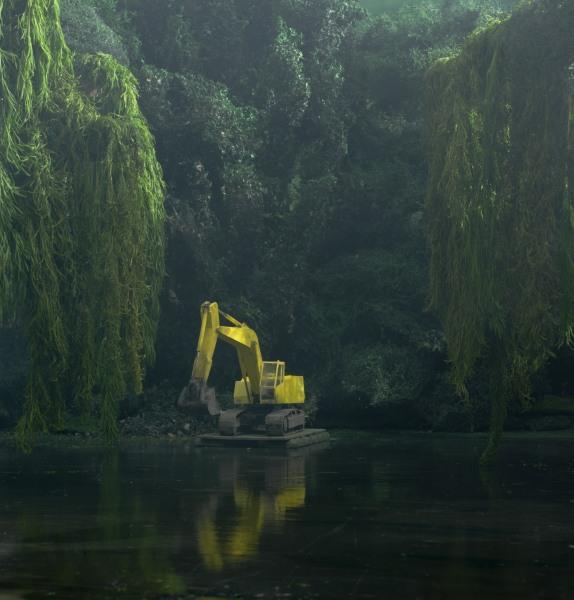 Edwin Zwakman, Pond