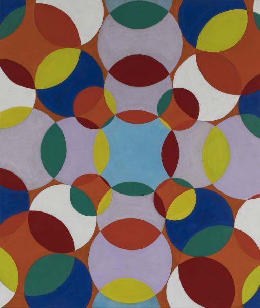 Rob Birza, Drifting Circles XI