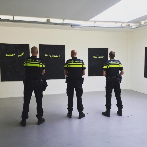 Daan den Houter, Untitled Police II