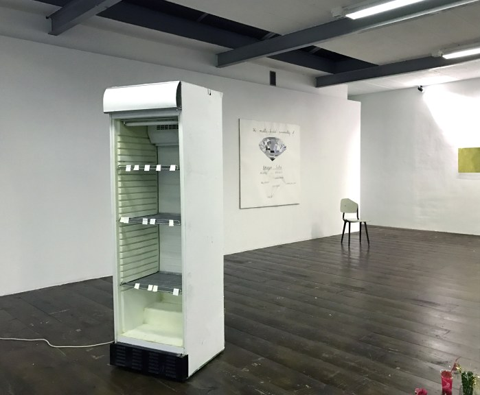 Voebe de Gruyter, Refrigerator from Lithuania