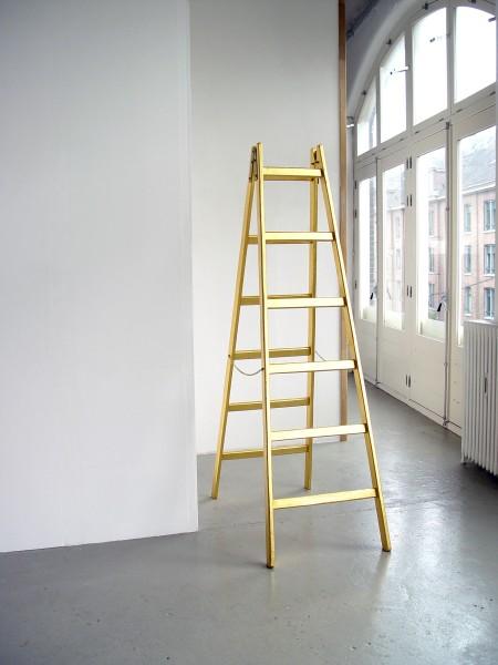 Sylvie Fleury, Ladder