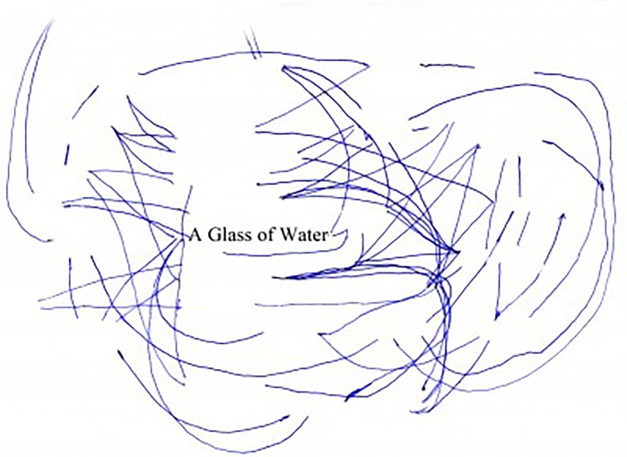 Saskia Janssen, A Glass of Water (Some Objects on the Path to Enlightenment)