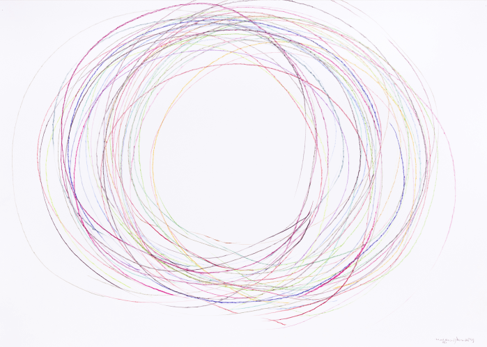 herman de vries, untitled (4.4.18-10.4.18, 37x)