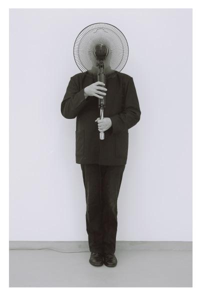 Sigurdur Gudmundsson, Untitled Pose