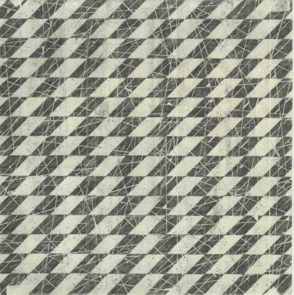 Stephan van den Burg, Untitled (steps - drieluik)
