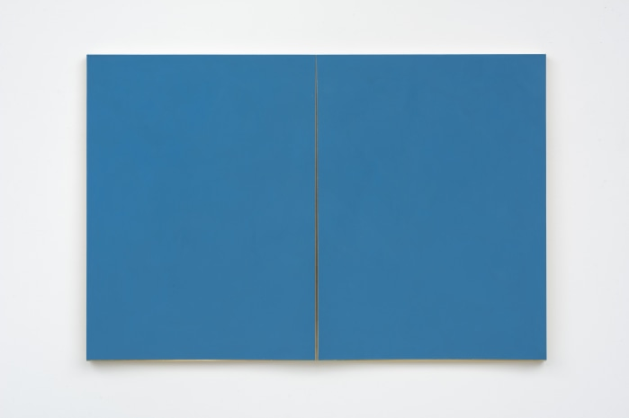 Martina Klein, Untitled (Blau)