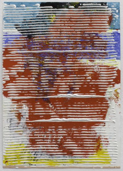 Koen Delaere, Untitled 09 (The Paper Series)