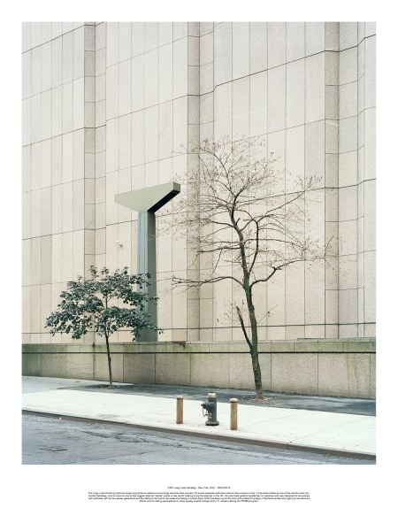 Philippe Braquenier, Palimpsest AT&T Long Lines Building – New York, USA – 15/07/02015