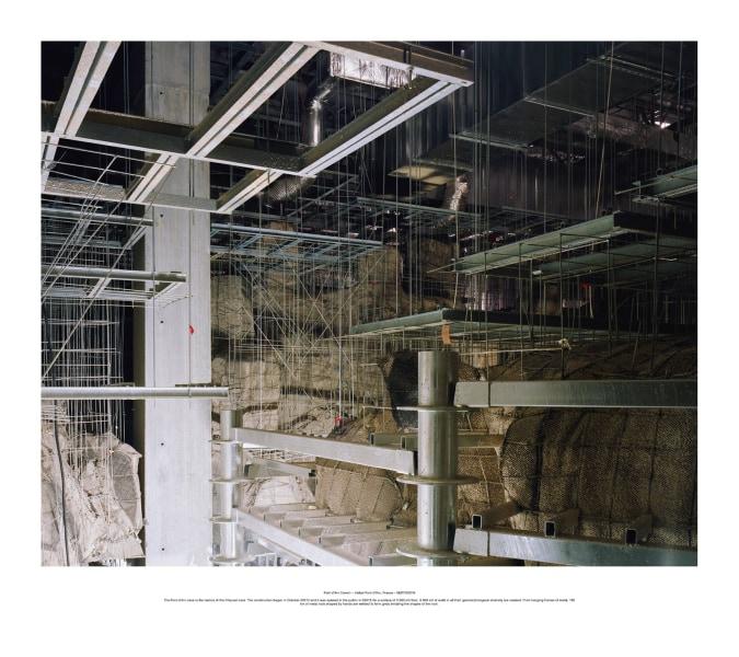 Philippe Braquenier, Palimpsest Pont d'Arc Cavern – Vallon-Pont-d'Arc, France – 06/07/02016