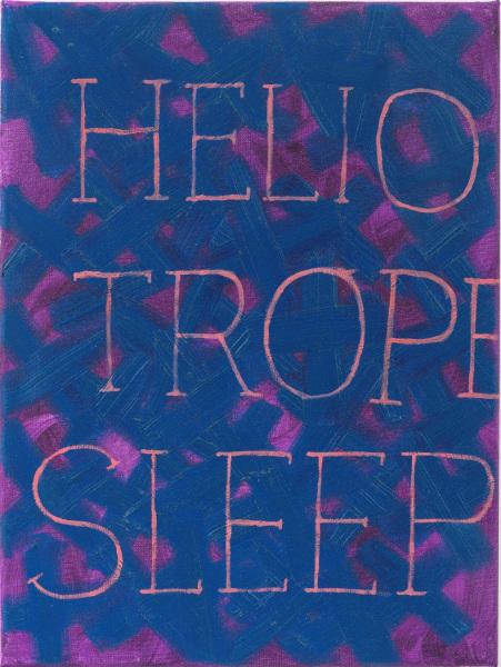 Manfred Schneider, Heliotrope Sleep