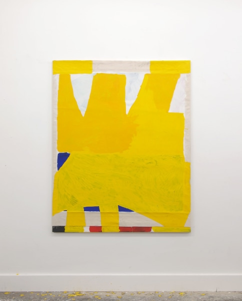 Kes Richardson, Yellow Painting