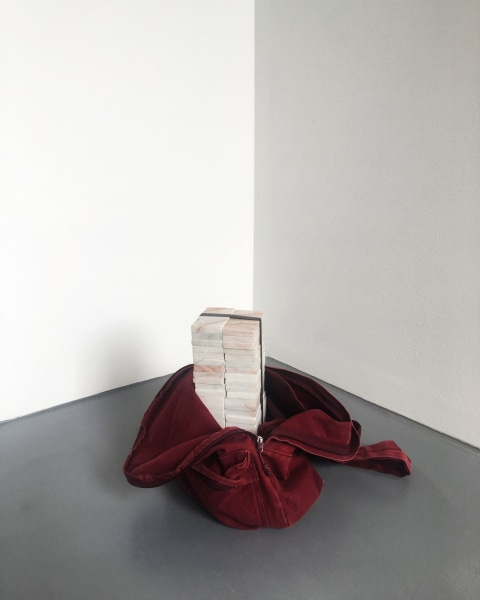 Andrew Lacon, Bag of Marble (Mexico)