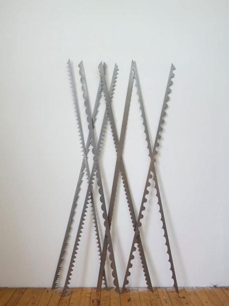 Lucas Lenglet, crosses (serrated)