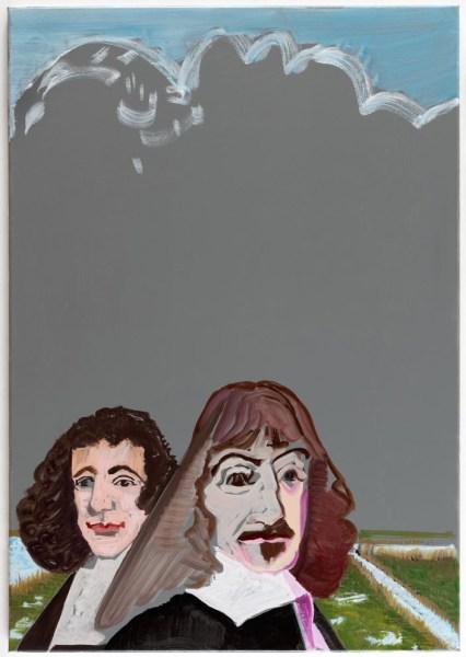 Emo Verkerk, Spinoza en Descartes
