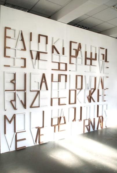 Gerard Koek, Half the Truth / Alphabet
