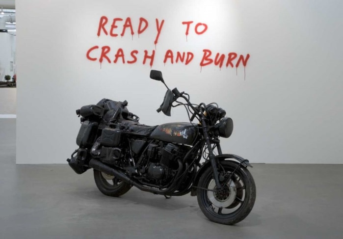 Marc Bijl, Suicide Machine
