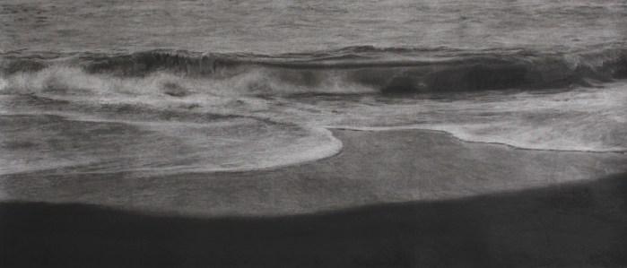Renie Spoelstra, Stretching Universe part #9, Black Beach