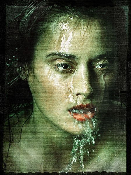 Albert Watson, Erin, Under Water, New York City