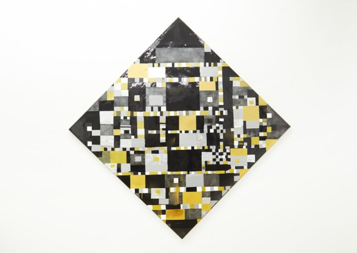 Marc Bijl, Nite Flights (after Mondrian)