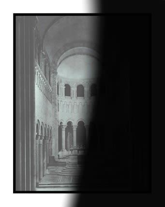 Laurence Aëgerter, Cathédrales Hermétiques, Saint-Benoit 12th century