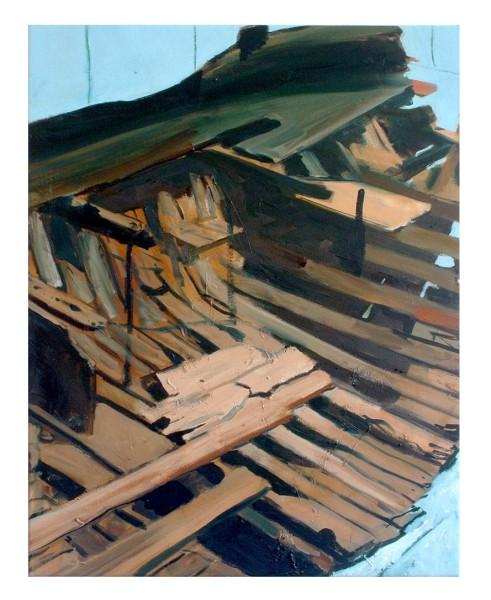 Tobias Lengkeek, Ship Wreck