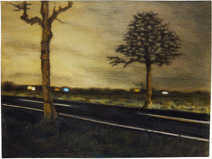 Nathalie Duivenvoorden, New road, raging destinations
