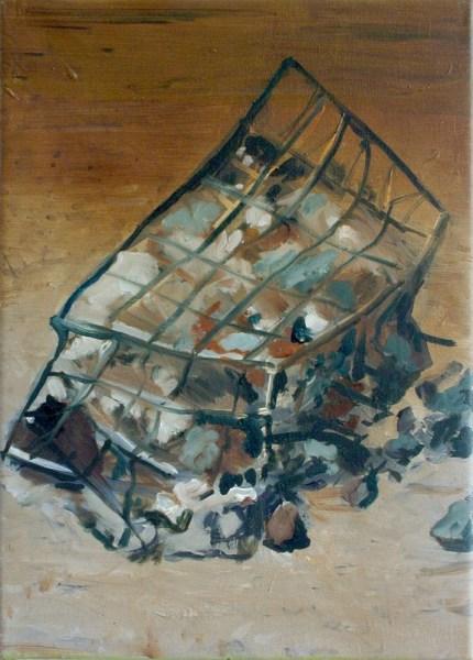 Tobias Lengkeek, Debris stonecage