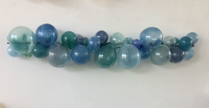 Marinke van Zandwijk, Zomerbellen 25 blauw