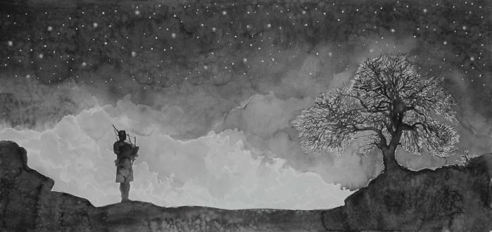 Hans Op de Beeck, The Night Walkers (1)