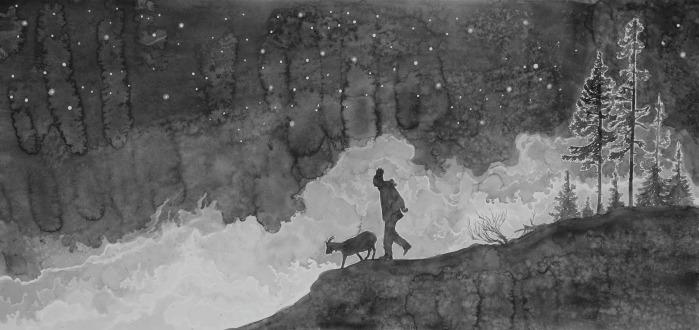 Hans Op de Beeck, The Night Walkers (8)