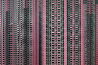 Michael Wolf, Architecture of Density # 101