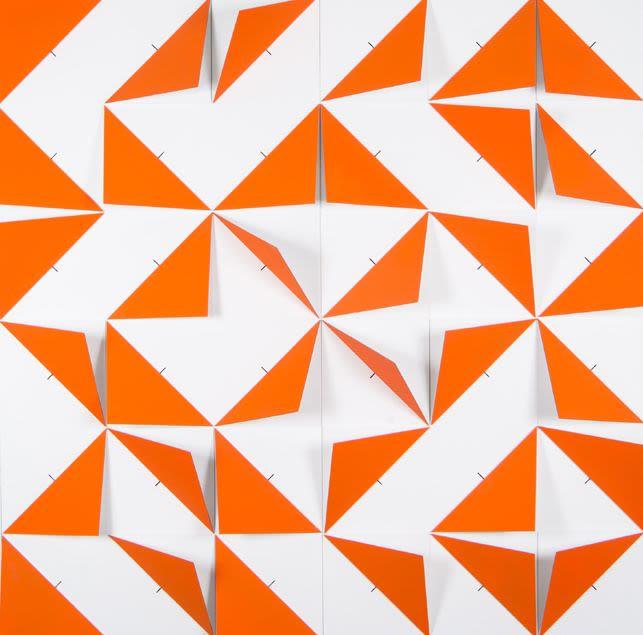 Origami Square 6*6*1