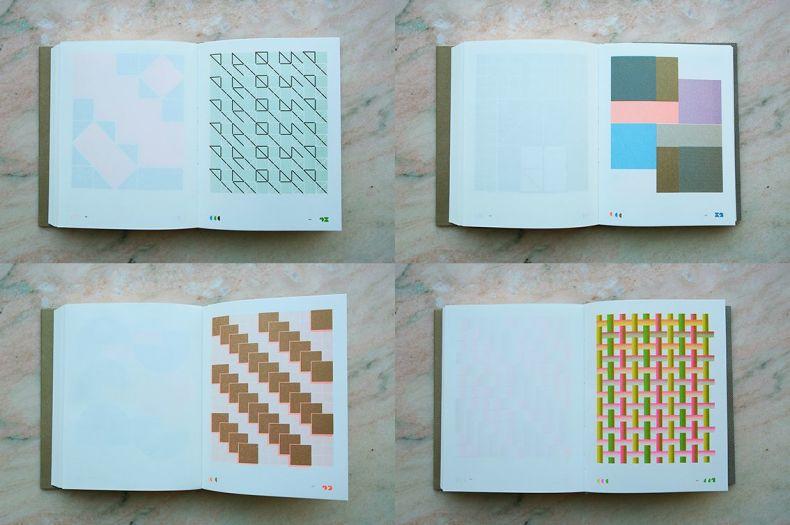 RISO BOOK : SC_1/1_1/2_1/4_1/8