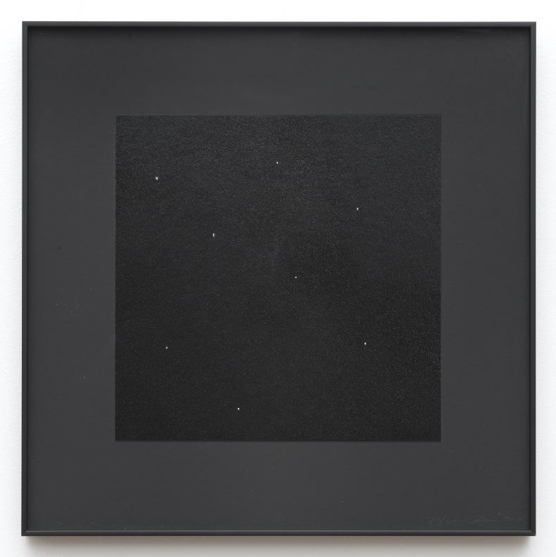Burnt by the sun (after Malevich)