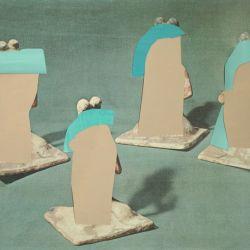 Mirjam Deen, Escapism in six artworks