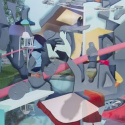 Sanne ten Brink, The New Normal: Life Online