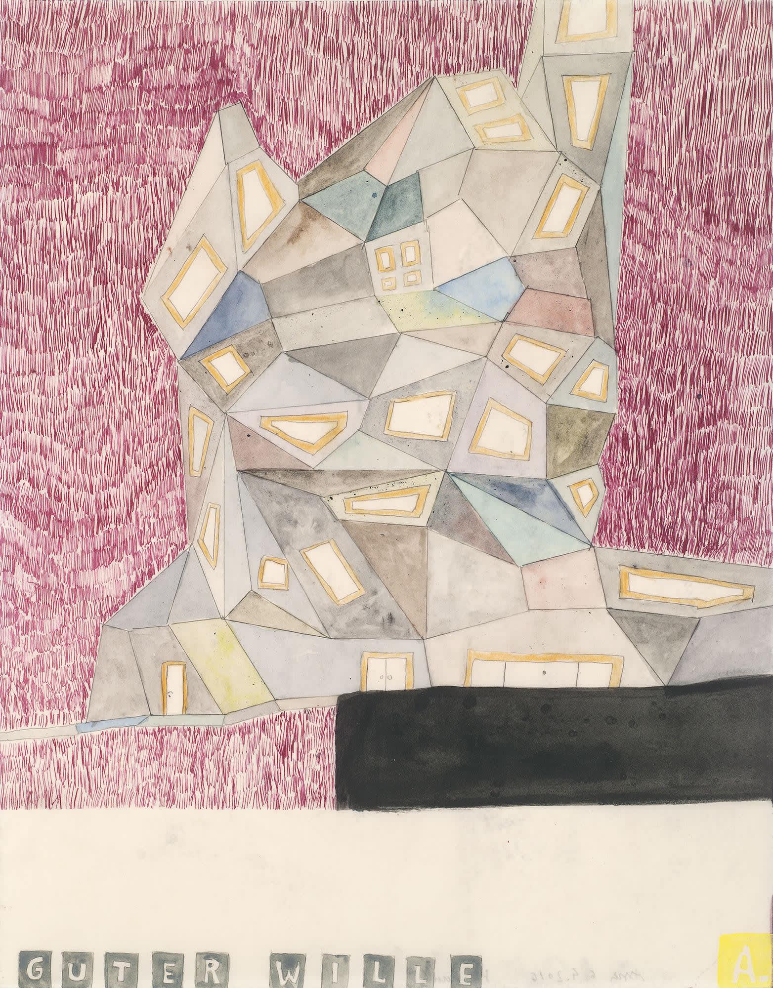 Martin Assig, St. Paul #750, guter Wille