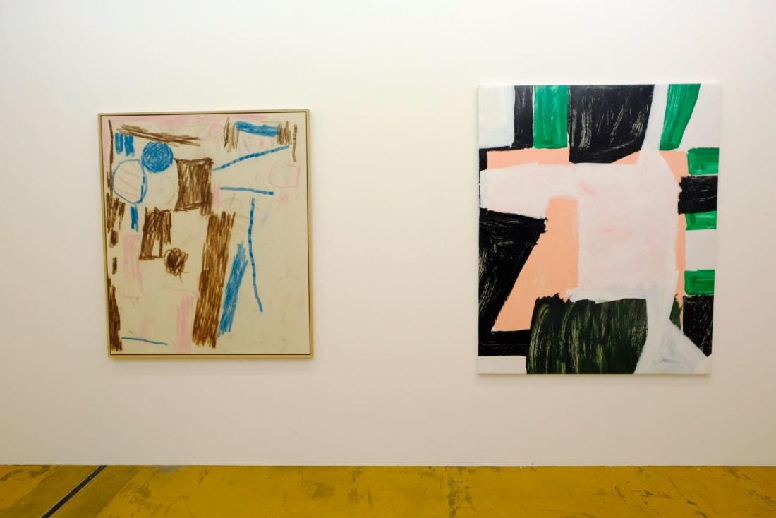 Art Rotterdam 2019, Kes Richardson, Daniel Jensen,