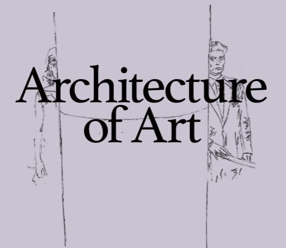 Architecture of Art, Mike Ottink, Tom Woestenborghs, Bram Braam, Dwight Marica, Erik Sep, Boris Maas, Saminte Ekeland, Sandro Setola,