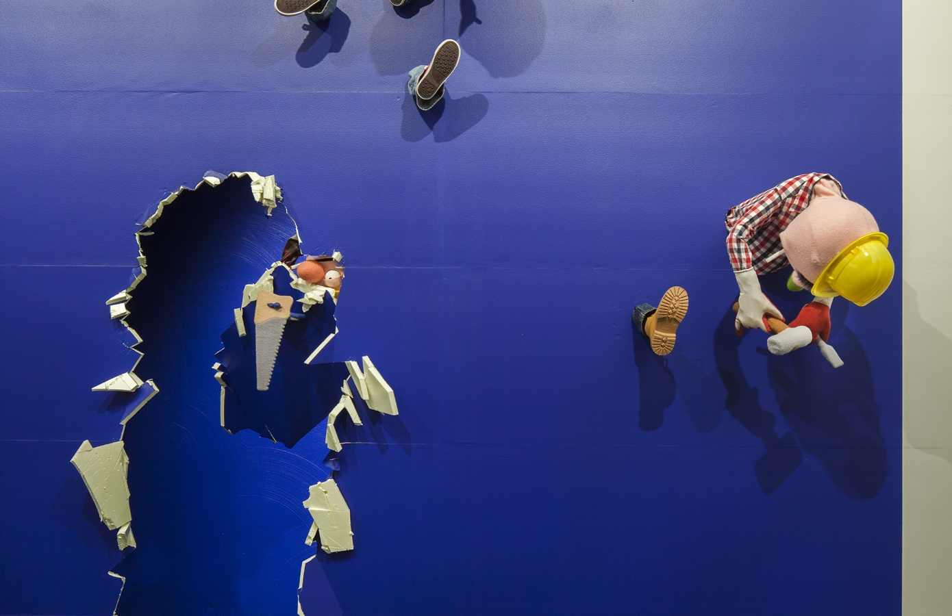 Erkka Nissinen & Nathaniel Mellor, The Alto Natives, Kiasma, Helsinki, ,