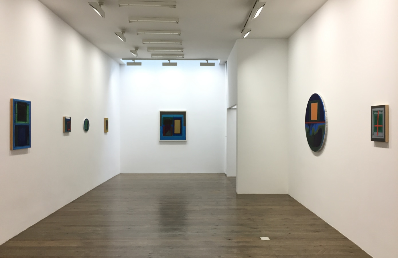 New Works, Günter Tuzina,