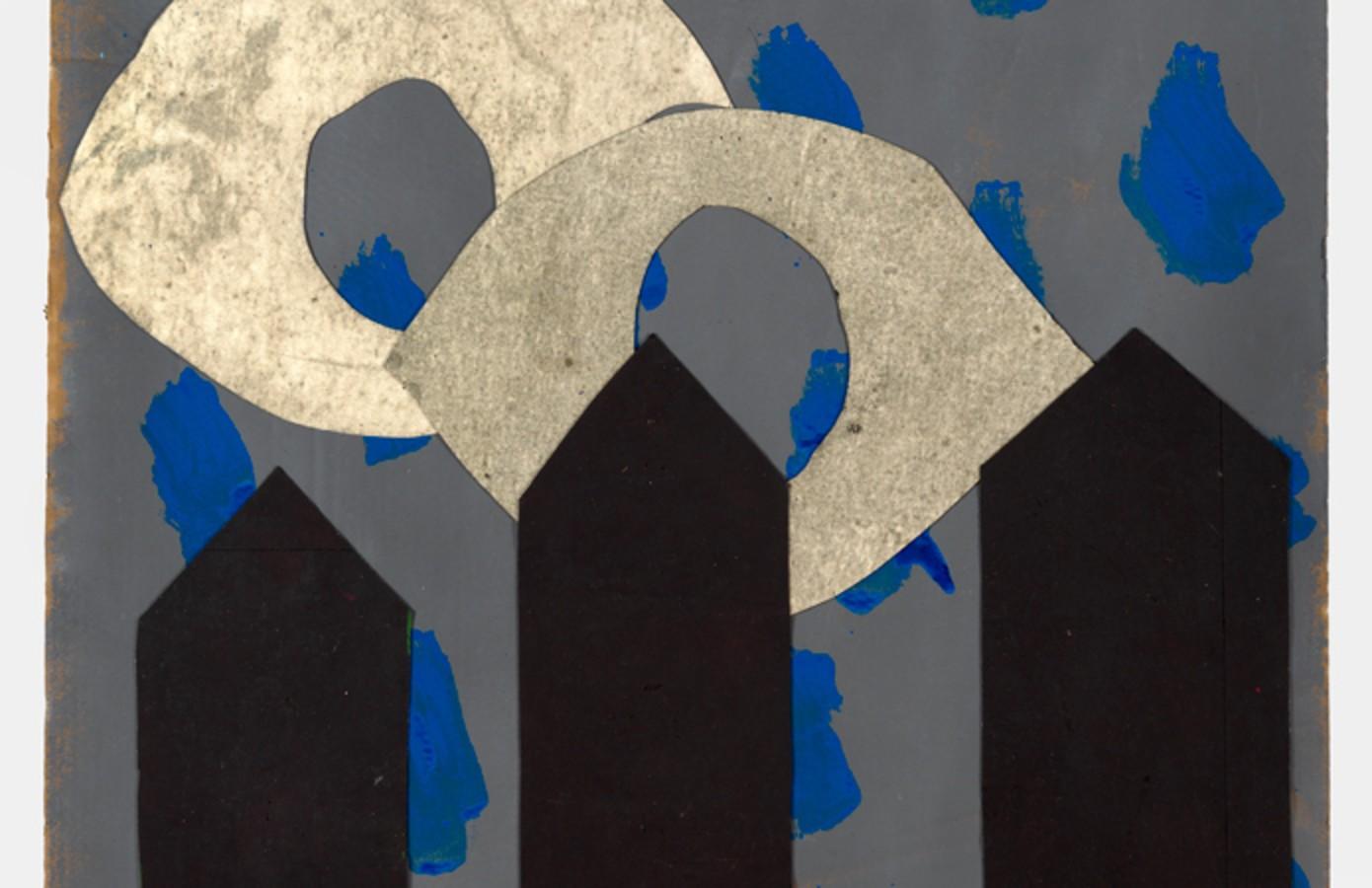 Joost van den Toorn: Beelden // Morgan Betz: Collages, Morgan Betz, Joost van den Toorn,
