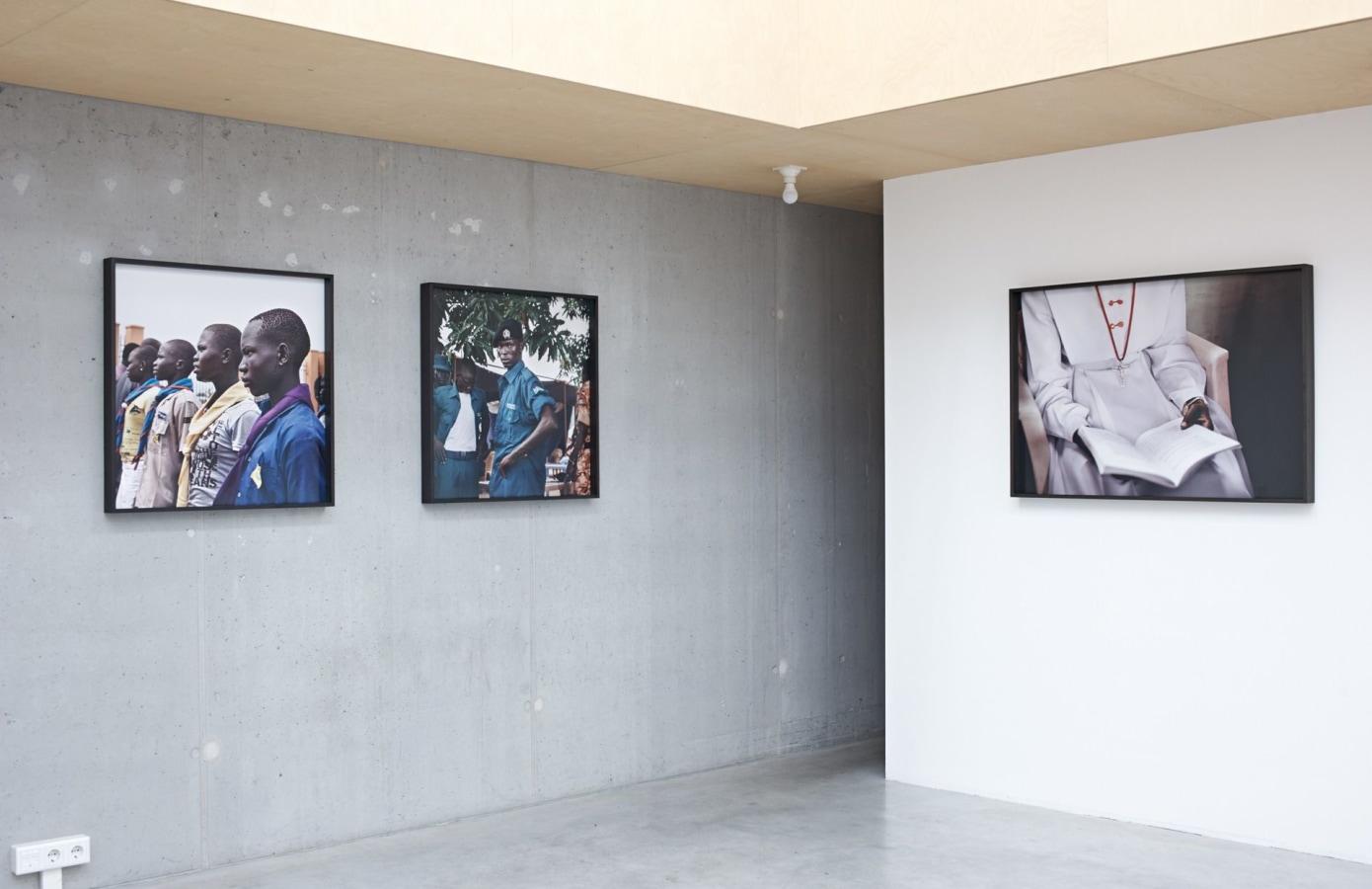 Becoming South Sudan, Alinka Echeverría,