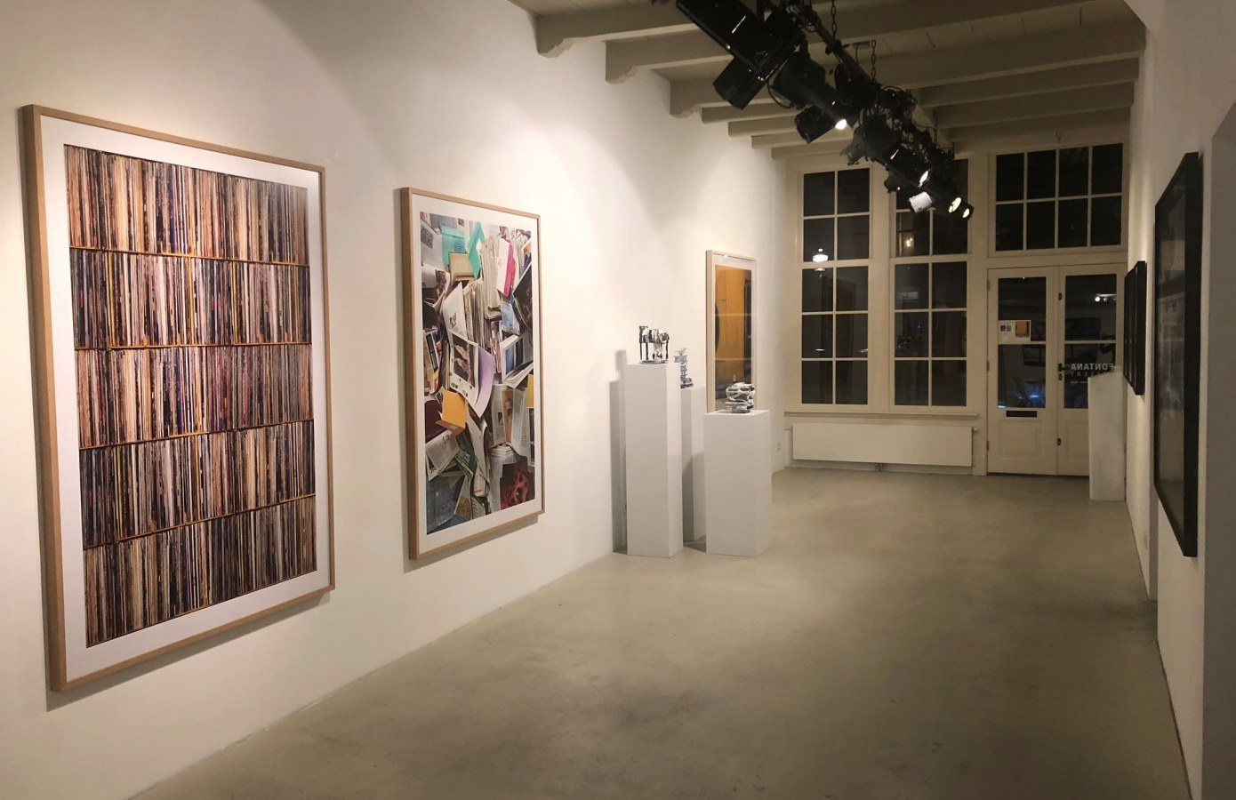 Fontana Winter Group Exhibition, Frans Beerens, Jan Banning, Marchand & Meffre, Robert Polidori,
