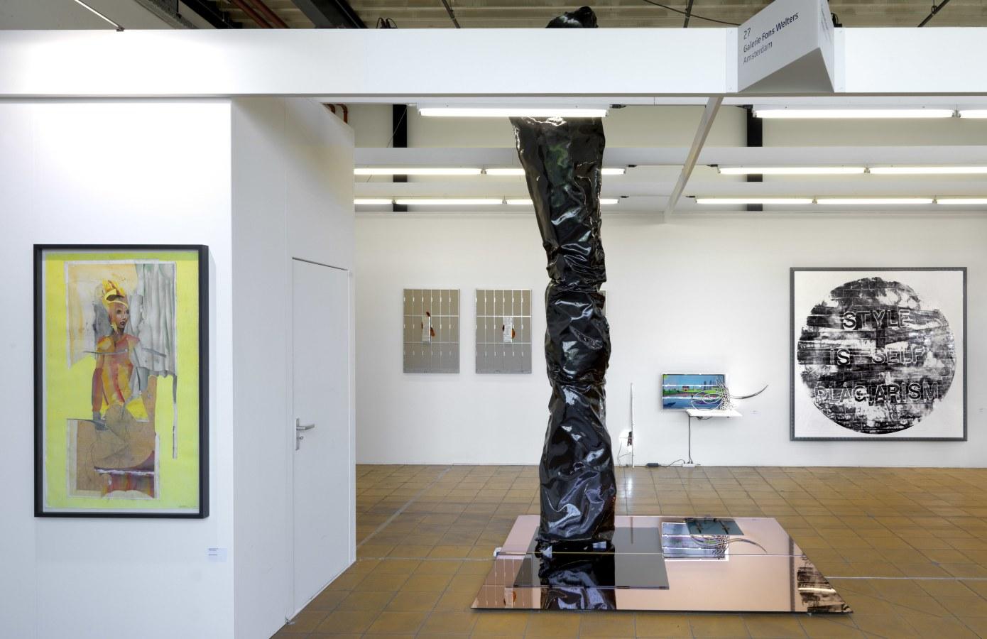 Art Rotterdam 2019, Berend Strik, Evelyn Taocheng Wang, Femmy Otten, Folkert de Jong, Maria Roosen, Sven Kroner, Tom Claassen, Win McCarthy,