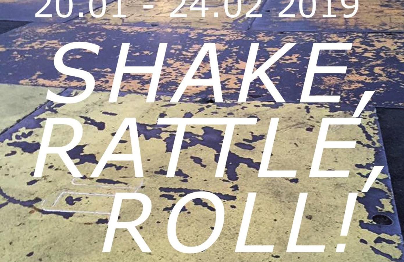 SHAKE RATTLE ROLL!, Ide André, Koen Delaere,