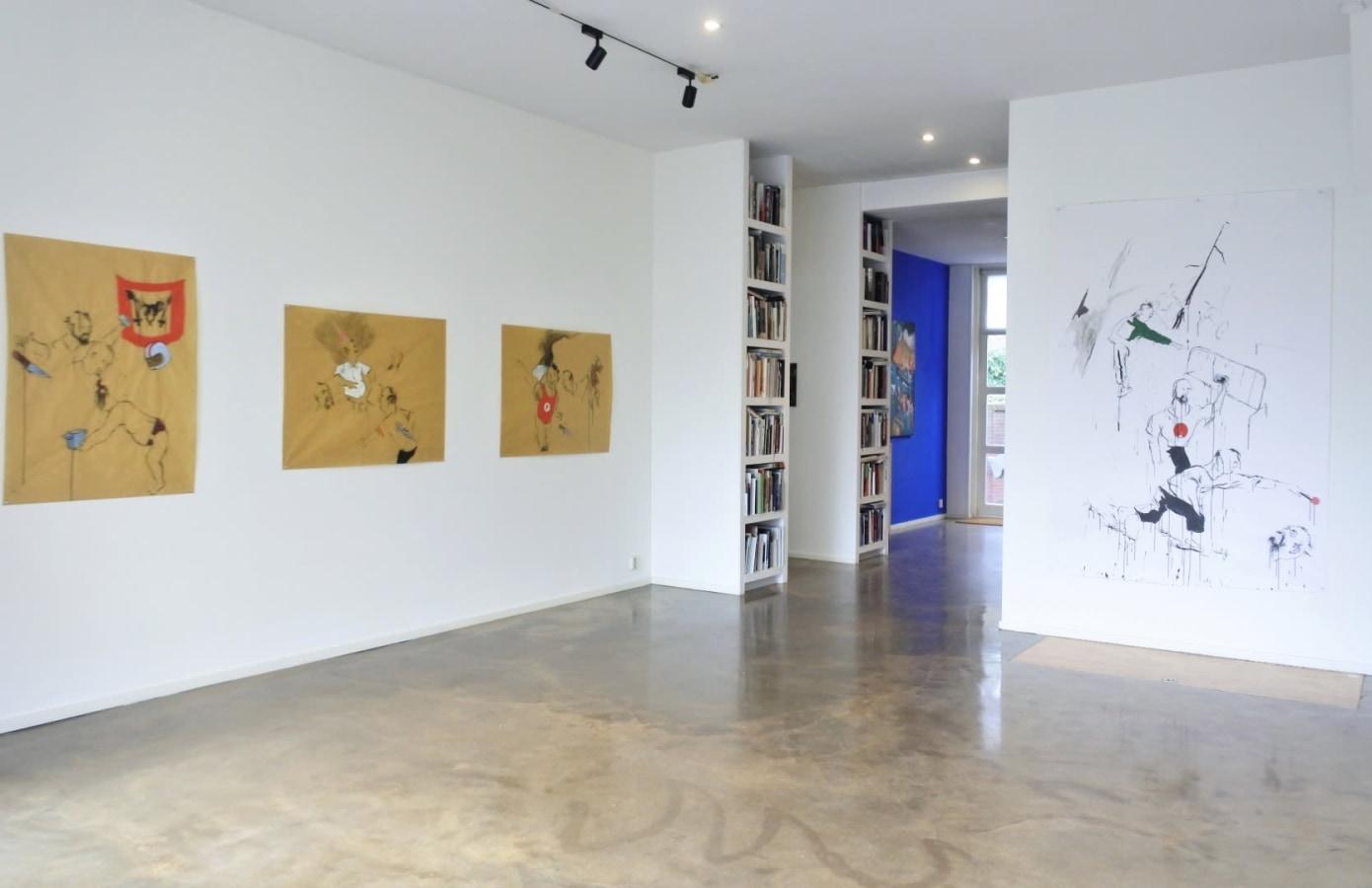 Aaron van Erp, The Drawings 1998 - 2018, Aaron van Erp,