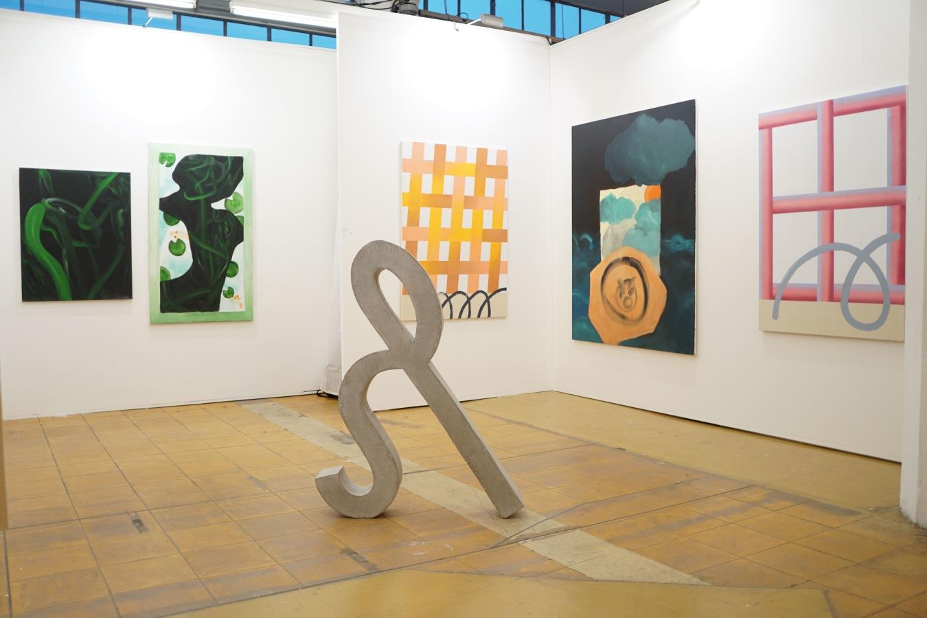 Art Rotterdam 2019, Nazif Lopulissa (Nasbami), Naomi Mitsuko Makkelie,