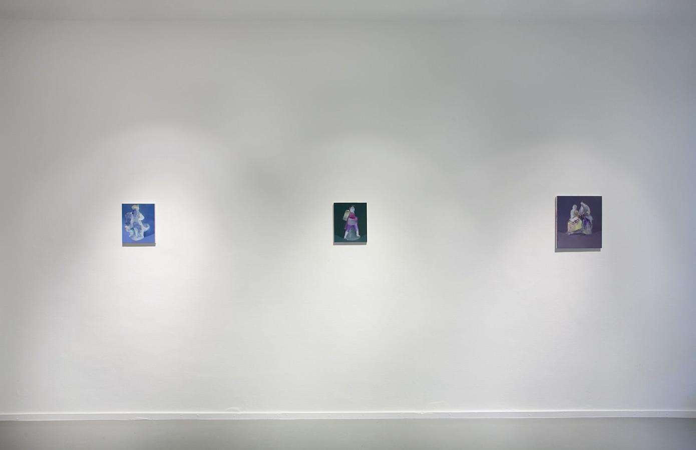 Lara Viana - Schilderijen, Lara Viana,