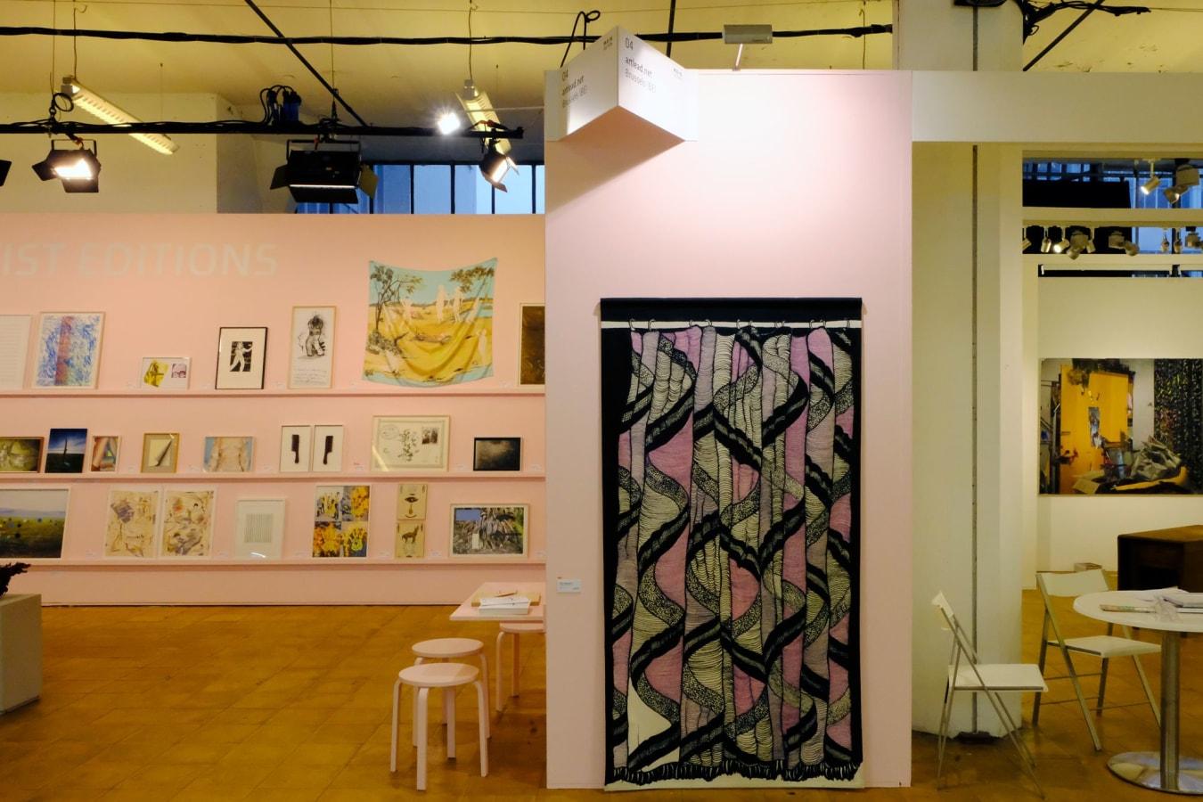 Art Rotterdam 2019, John Baldessari, Catherine Biocca, Aline Bouvy, Bas Van den Hurk, Rachel De Joode, Erik Van Lieshout, Max Pinckers, Evelyn Taocheng Wang,